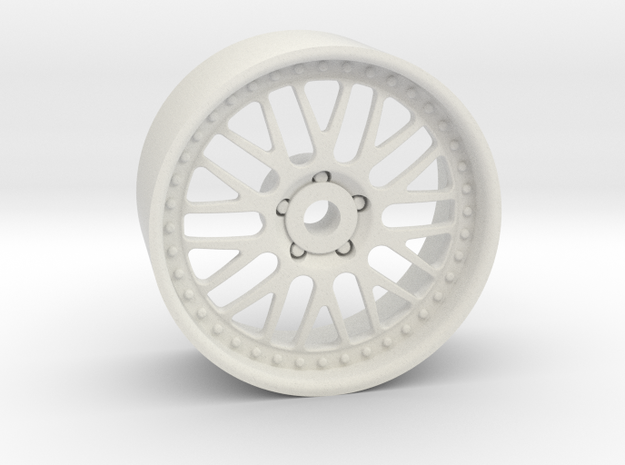 GR10 19x9mm 4x1mm Hex OS -0.5 BS 4 in White Natural Versatile Plastic