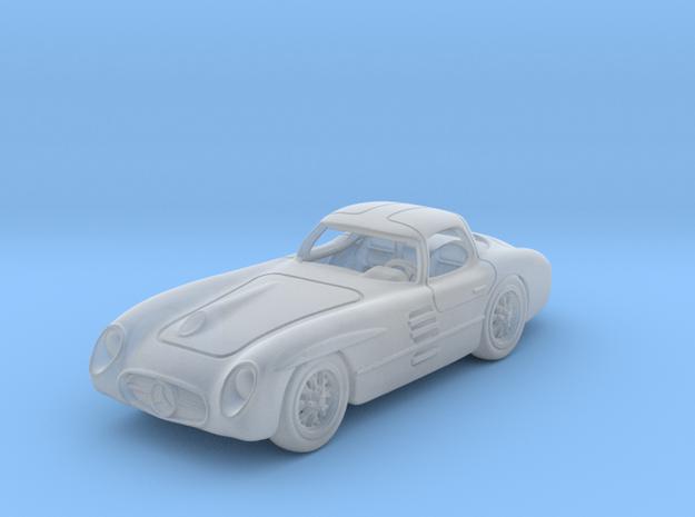 Mercedes300 SLR  1:87 HO in Smooth Fine Detail Plastic