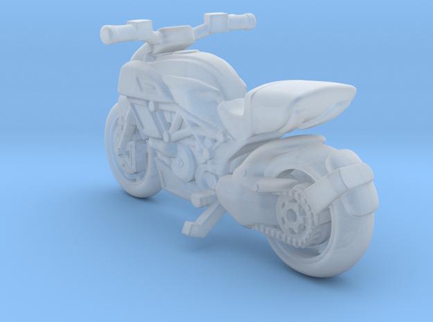 Ducati Diavel 2014 !;120 TT in Smooth Fine Detail Plastic