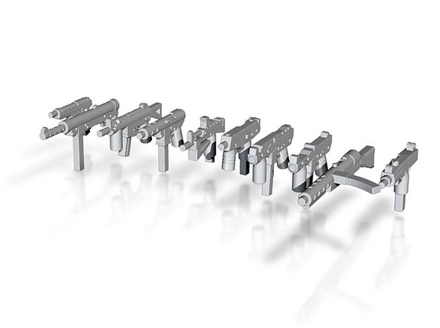 Block- SMG Series 3d printed