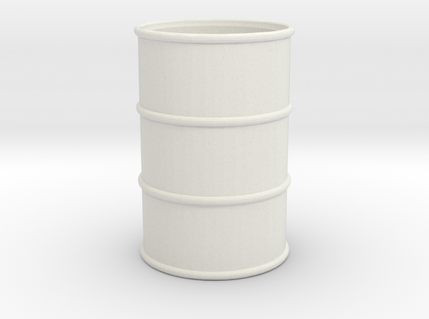 Oil Barrel (open) 1/24