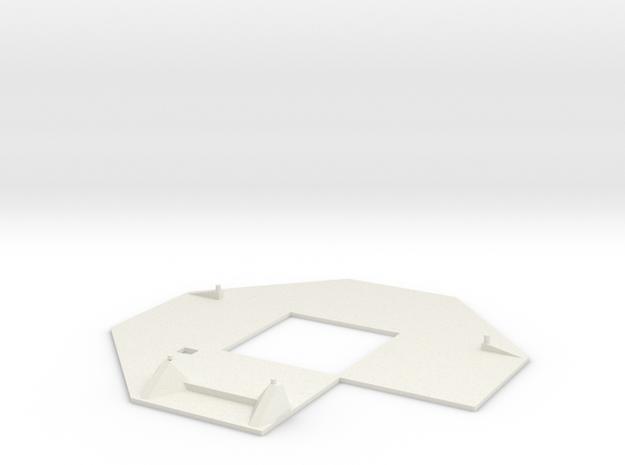 07g-J-Top in White Natural Versatile Plastic