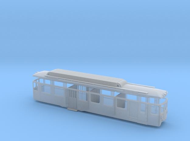 RhB ABDe 4/4 481-486 in Smooth Fine Detail Plastic: 1:150