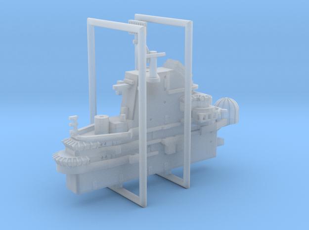 1/700 CVS-11 USS Intrepid Island in Smooth Fine Detail Plastic