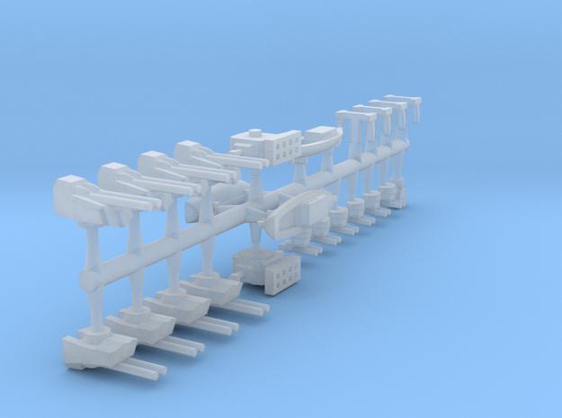 1/700 FlugDeckKreuzer AIII Fittings in Smooth Fine Detail Plastic
