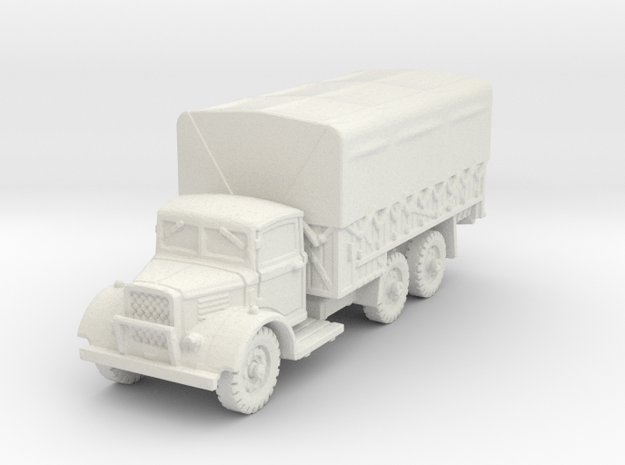 Austin K6 3t 6x4 early (closed) 1/144