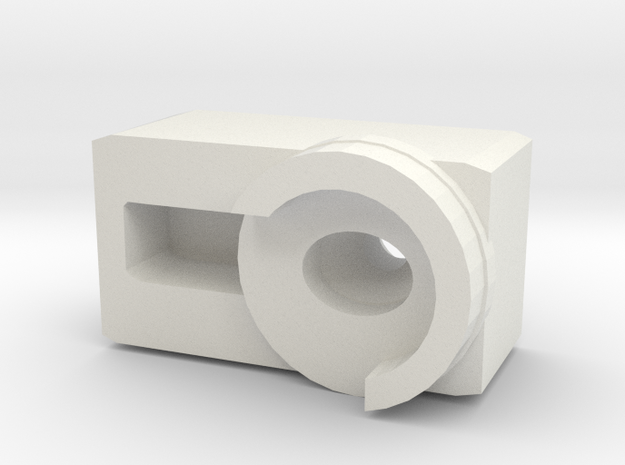 kranik5 in White Natural Versatile Plastic