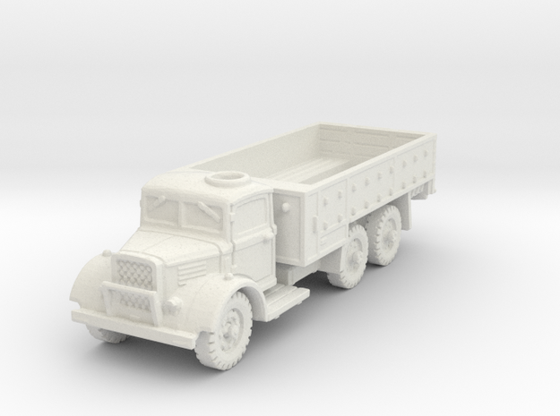 Austin K6 3t 6x4 hatch (open) 1/144