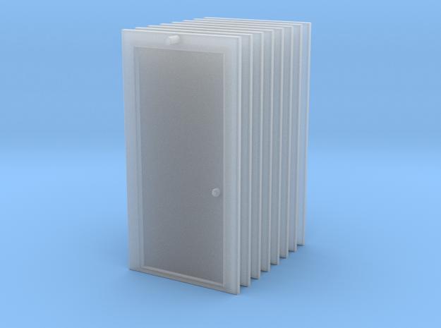 Standard Door (8) in Smooth Fine Detail Plastic