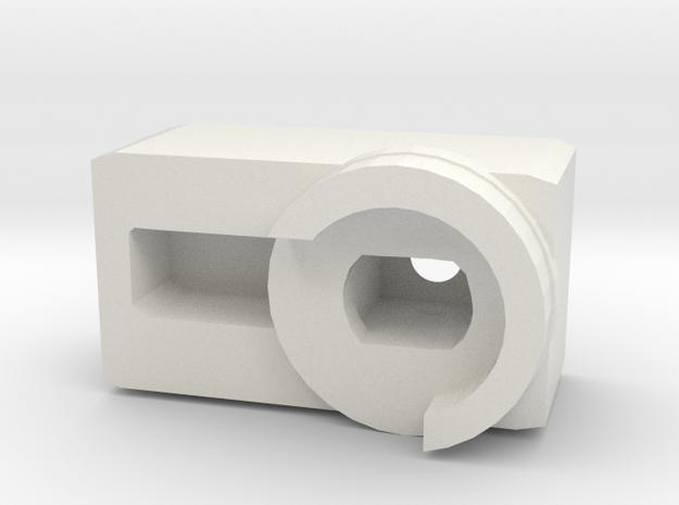kranik7 in White Natural Versatile Plastic