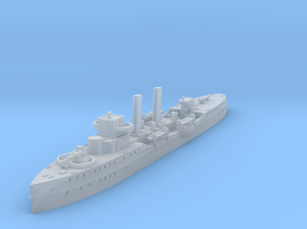 1/700 HSwMS Clas Fleming (1918/19) in Smooth Fine Detail Plastic