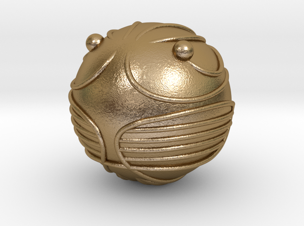 The Golden Snitch  (14K GOLD)