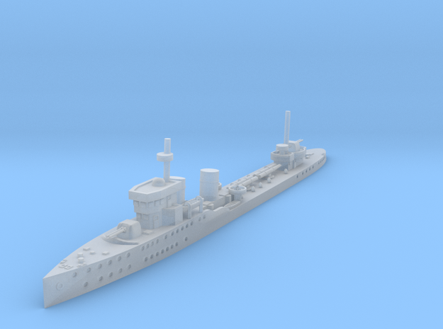 1/600 Psilander Class Destroyer in Smooth Fine Detail Plastic