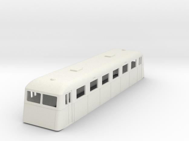 sj87-ub01p-ng-trailer-passenger-coach in White Natural Versatile Plastic