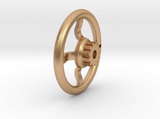 NSWGR 38 class reversing wheel in Natural Bronze