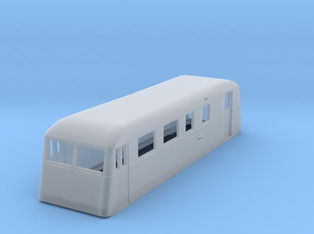 sj160fs-ucd01p-ng-trailer-passenger-post-coach in Smooth Fine Detail Plastic