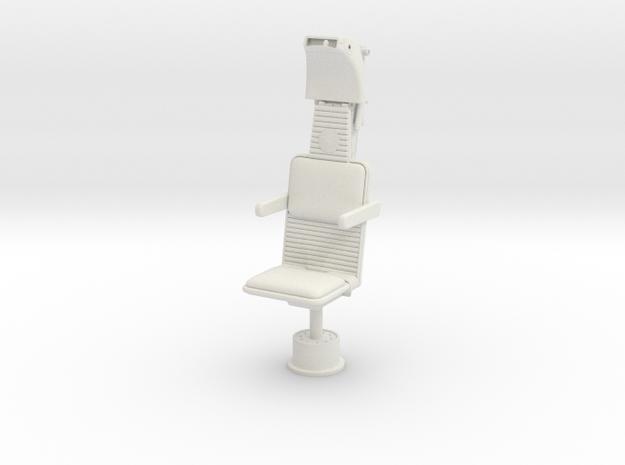nav chair  in White Natural Versatile Plastic