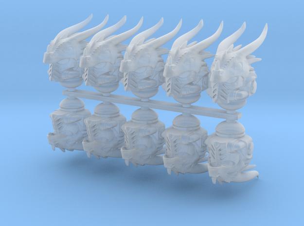 Mk drahorn x10 in Smooth Fine Detail Plastic