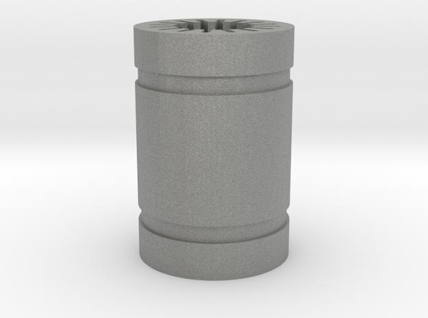 Linear bearing LM5UU in Gray PA12