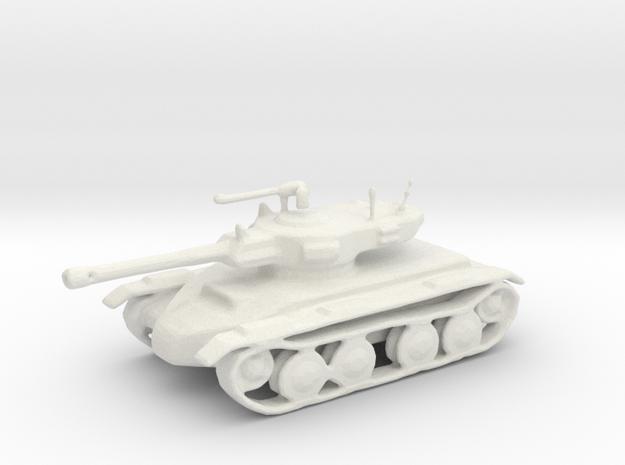 BT5v1 in White Natural Versatile Plastic