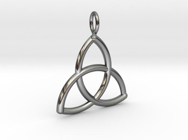 Trinity in Premium Silver