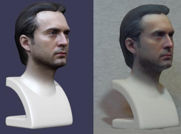 Head 3d printed