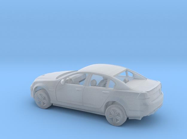 1/144 2007-09 Pontiac G8 Sedan Kit in Smooth Fine Detail Plastic