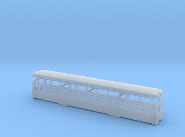 FEVE 2300 in Smooth Fine Detail Plastic: 1:120 - TT