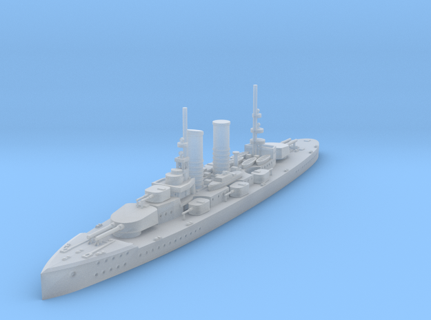 1/1250 HSwMS Sverige (1917) in Smooth Fine Detail Plastic