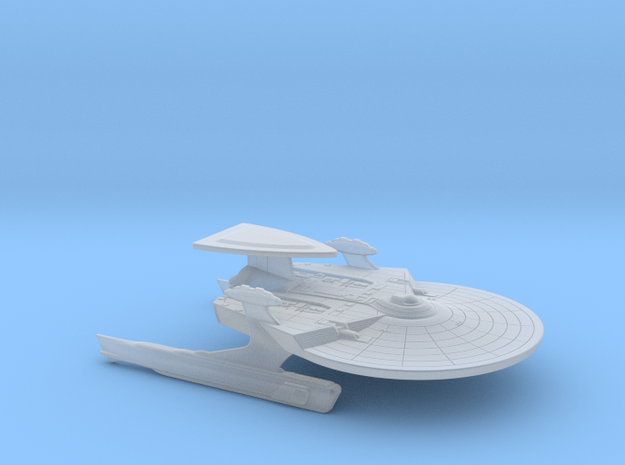 USS Antares (Miranda Class) / 5cm - 2in in Smooth Fine Detail Plastic