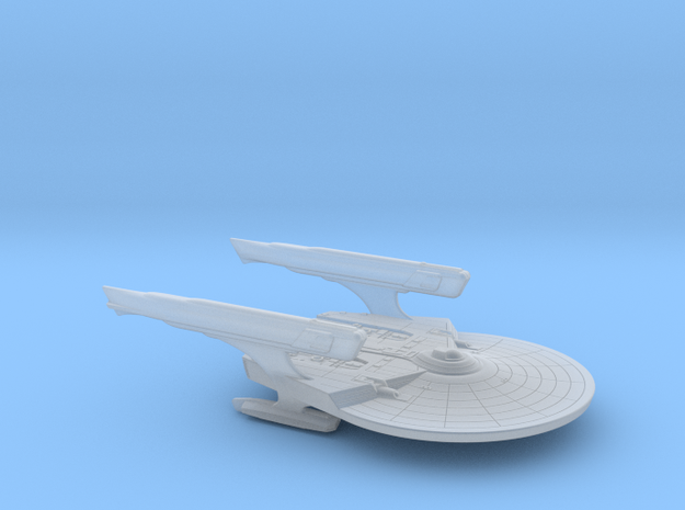 Miranda Class Concept / 5cm - 2in in Smooth Fine Detail Plastic