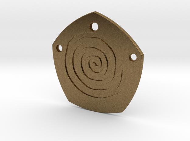 CriamonTytalus in Raw Bronze