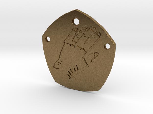 BonisagusVerditius in Raw Bronze