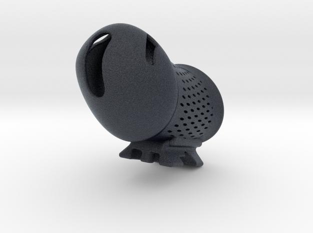 Q4e 85mm in Black PA12: Medium
