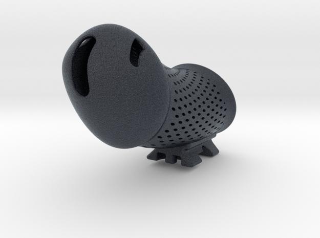 Q4e 110mm in Black PA12: Medium