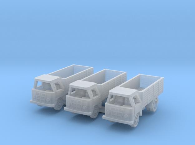 Nazar 3Tm 1:220 3pcs in Smooth Fine Detail Plastic