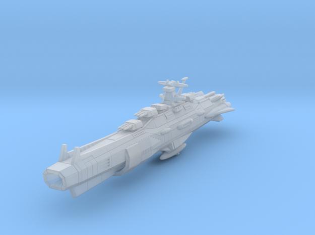 EDSF Second Generation Battleship Mk3 in Smooth Fine Detail Plastic