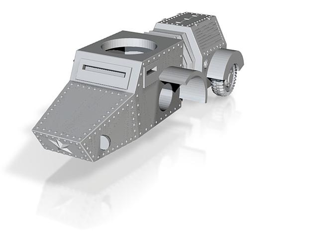 28mm ShiKi Hull 3d printed