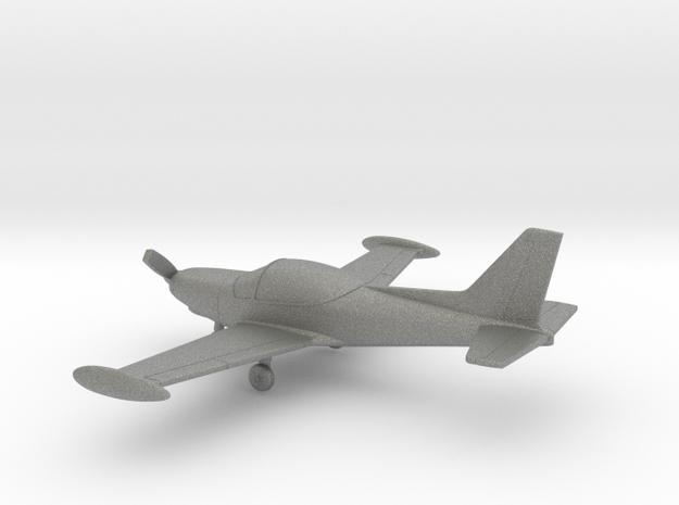 SIAI-Marchetti SF.260C in Gray PA12: 1:100