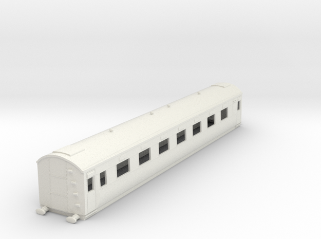 o-100-sr-maunsell-d2023-trailer-second-coach in White Natural Versatile Plastic