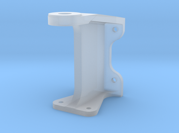 Blind flying Panel lower mount in Smooth Fine Detail Plastic