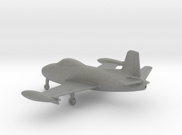 North American FJ-1 Fury in Gray PA12: 1:200