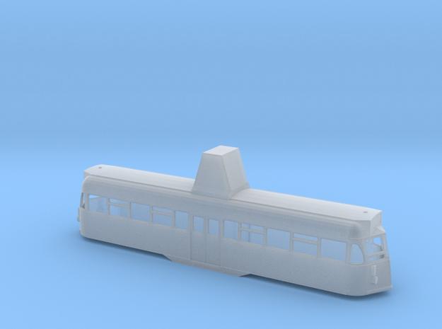 N Gauge Refurbished Brush Car Trams 630/ 631 in Smoothest Fine Detail Plastic
