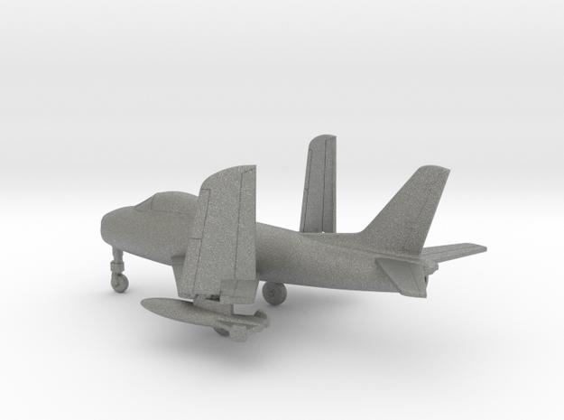 North American FJ-3M Fury (folded wings)