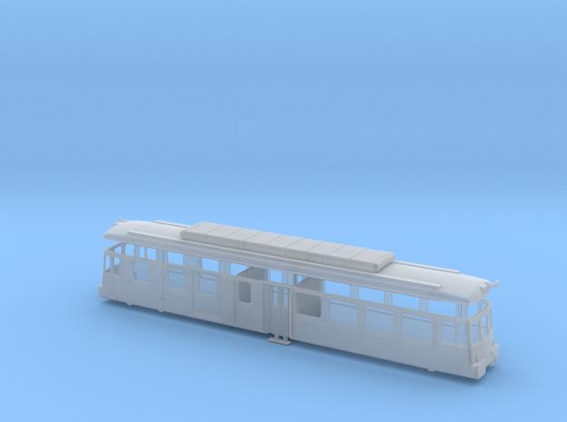 AB BDe 4/4 I in Smooth Fine Detail Plastic: 1:120 - TT