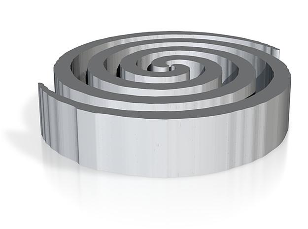 Tiny Spiral 3d printed
