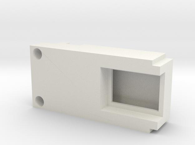 Athearn Genesis MP15 Speaker in White Natural Versatile Plastic