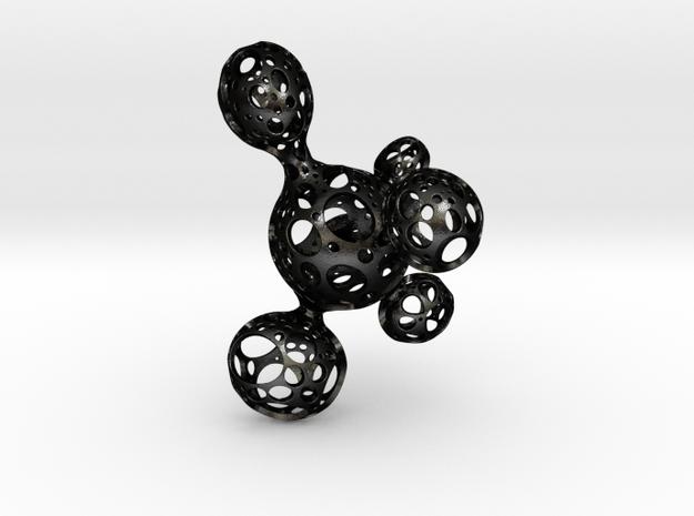 Pendant_poko_poko 3d printed
