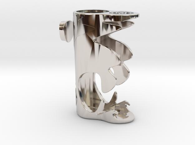 FLAIR 18650 in Platinum