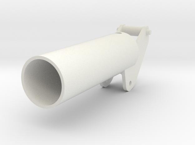 Kraan kolom Type 1 in White Natural Versatile Plastic